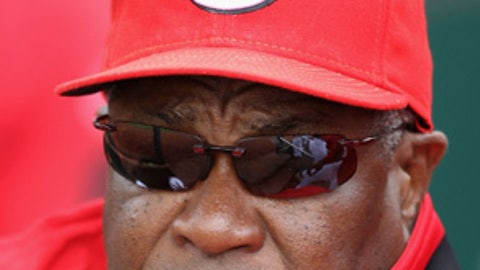 Dusty Baker, Cincinnati Reds