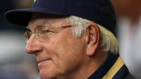 Ken Macha, Milwaukee Brewers