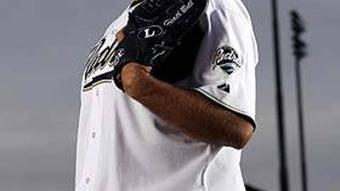 Twins – Heath Bell, RHR, Padres