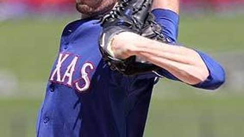 Nationals – Brandon McCarthy, RHS, Rangers