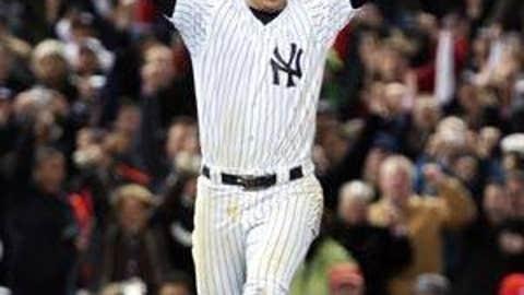 Alex Rodriguez: 600 home runs