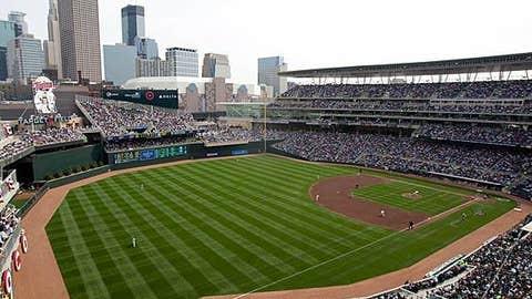 Minnesota Twins — Target Field