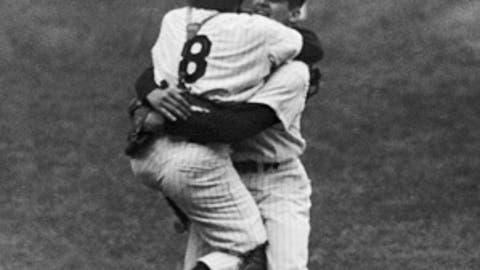 Don Larsen — 1956 World Series, Game 5