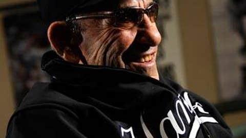 Yogi Berra, C — 1946-63