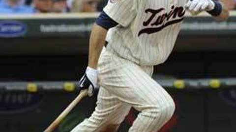 Catcher, Joe Mauer, Minnesota Twins