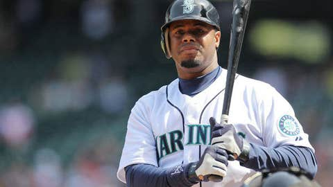 Slowing down: Mariners hitters