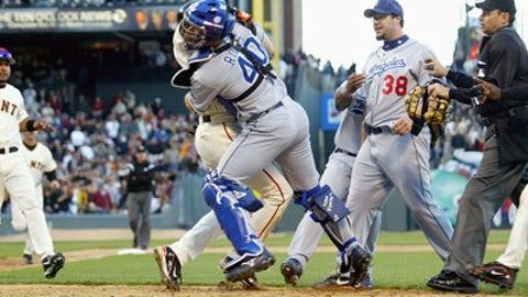 Dodgers-Giants