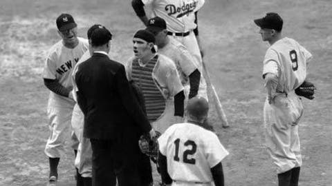 Yankees-Dodgers
