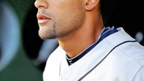 Franklin Gutierrez — Mariners, outfielder