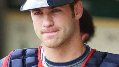Joe Mauer — Twins, catcher