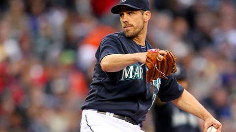 Cliff Lee, Mariners