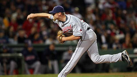 Kerry Wood, Indians