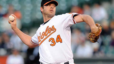 Kevin Millwood, Orioles