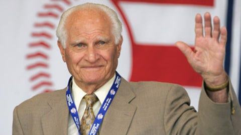 Bobby Doerr, 95