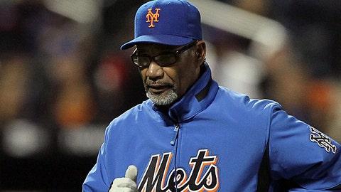 Jerry Manuel, New York Mets