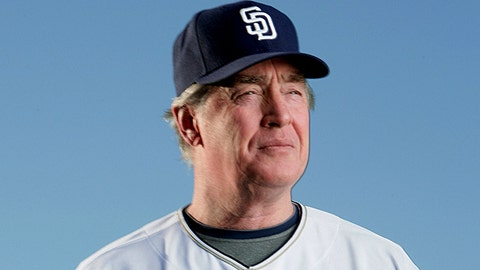 Ted Simmons, Padres bench coach