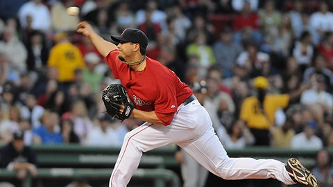 Josh Beckett, Red Sox