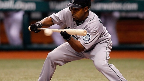 Chone Figgins, Mariners