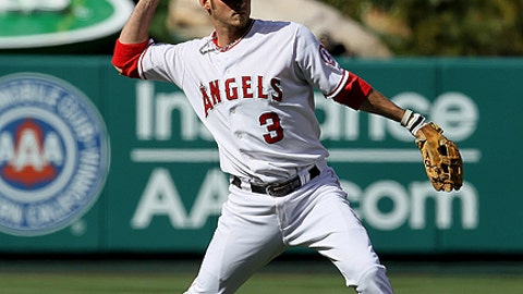Brandon Wood, Angels