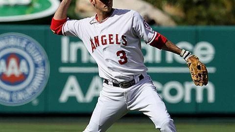Brandon Wood, Angels