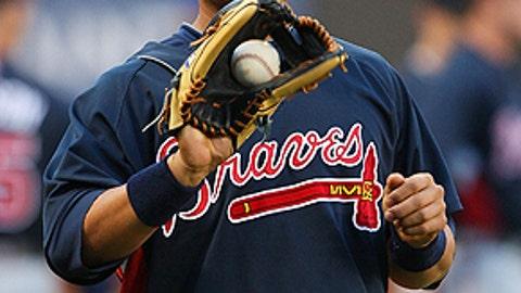 Melky Cabrera, Braves