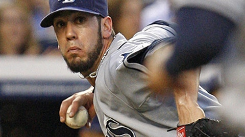 Yes, the Rays' starting rotation is as good as billed.