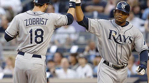 The Rays can win big games in the national spotlight.