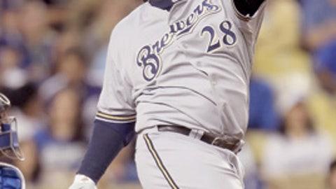 Brewers should trade 1B Prince Fielder