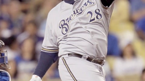 Brewers should trade 1B Prince Fielder