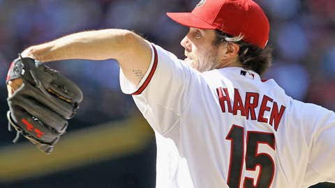 Diamondbacks should trade RHP Dan Haren