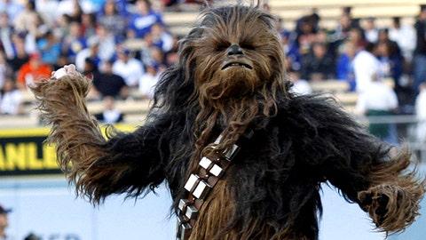 Chewbacca (AP)