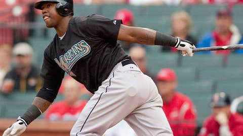 Slowing down: Hanley Ramirez, Marlins