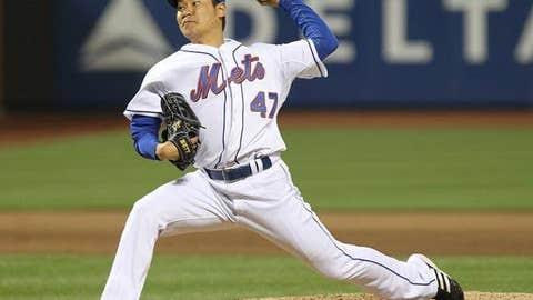 Hisanori Takahashi, Mets