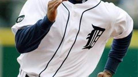 Austin Jackson, Tigers