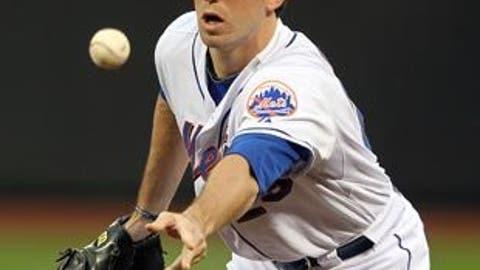 Ike Davis, Mets