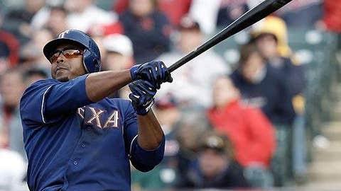 Nelson Cruz, RF, Rangers, $440,000