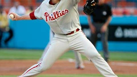 Speeding up: Roy Halladay, Phillies