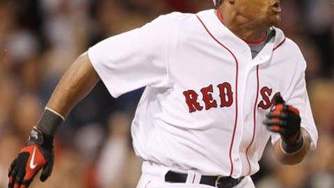 Speeding up: Adrian Beltre, Red Sox