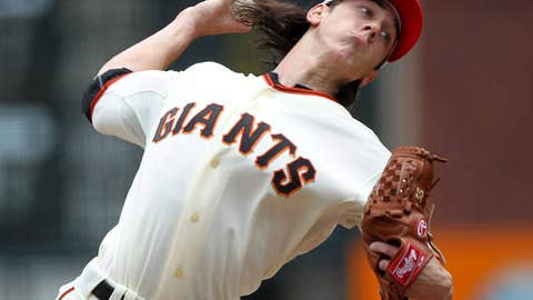 Lincecum outdueled