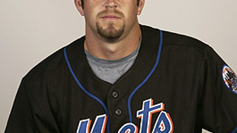 Heath Bell, RHP, undrafted, 1998