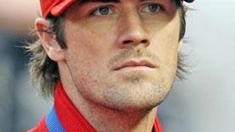 Cole Hamels — Phillies, pitcher