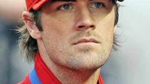 Cole Hamels — Phillies, pitcher
