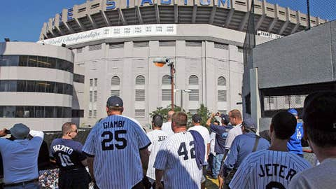 Yankee Stadium, New York