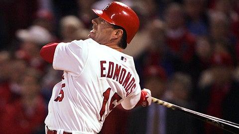 Jim Edmonds, 2004