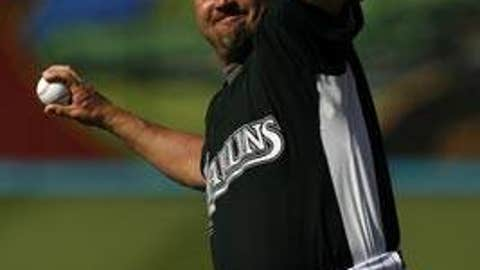 Speeding up: Fredi Gonzalez, formerly of the Marlins