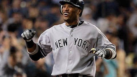 AL second base: Robinson Cano, Yankees