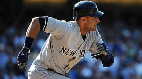 AL shortstop: Derek Jeter, Yankees