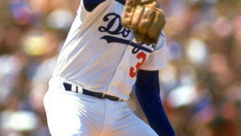 Fernando Valenzuela, 1981 Dodgers