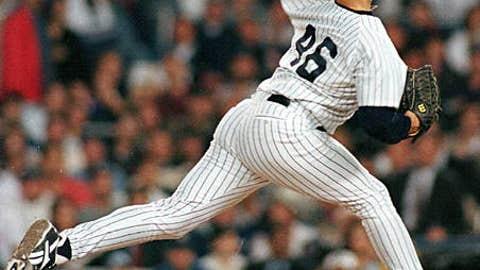 Andy Pettitte, 1995 Yankees