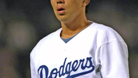 Hideo Nomo, 1995 Dodgers